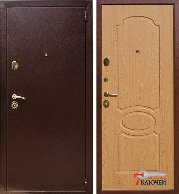 Дверь Лекс 2, дуб