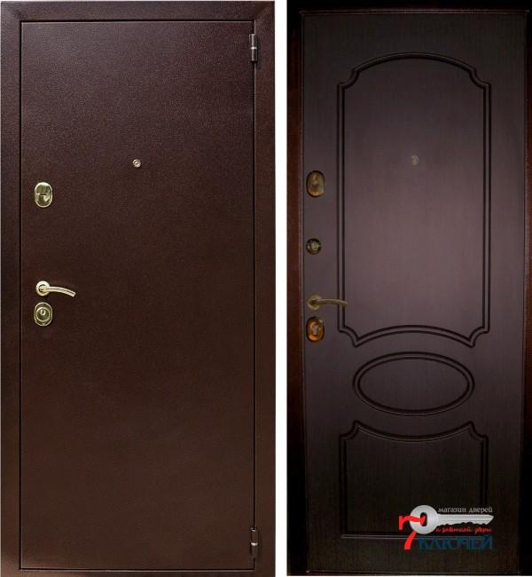 Дверь Лекс 2, венге