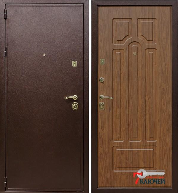Дверь Лекс Цезарь, береза мореная