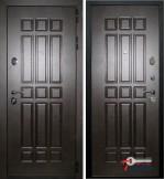 Дверь Лекс 8 СЕНАТОР, венге