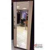 Дверь Лекс 8 СЕНАТОР СТИЛЬ с зеркалом