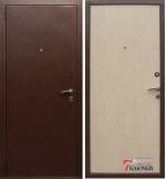 Дверь Лекс Эконом, беленый дуб