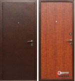 Дверь Лекс Эконом, итальянский орех