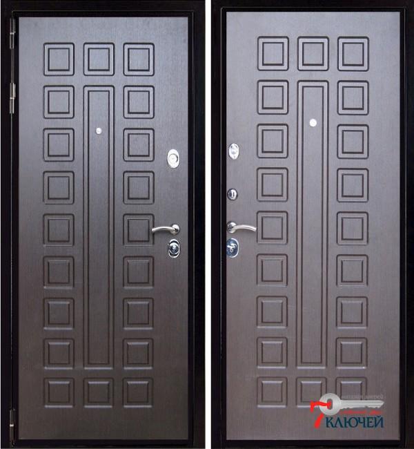 Дверь ЛЕКС Гладиатор, венге