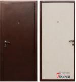 Дверь Лекс Супер Эконом, беленый дуб