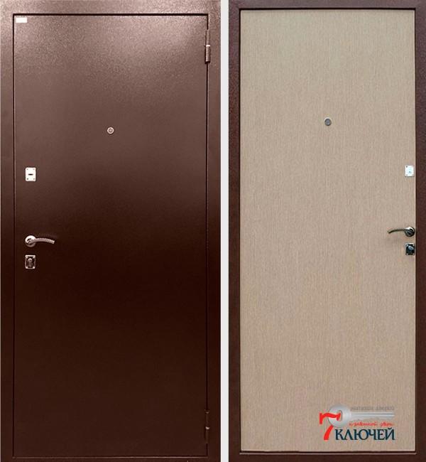 Дверь Ратибор ФОРТ, беленый дуб