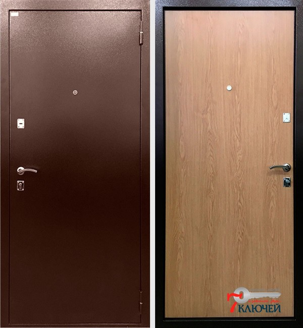 Дверь Ратибор Форт, дуб арден