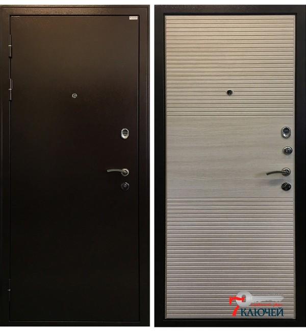 Дверь Ратибор ГОРИЗОНТ, акация