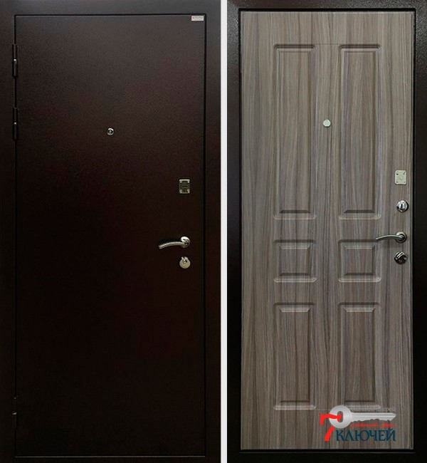 Дверь Ратибор КОМФОРТ, палисандр