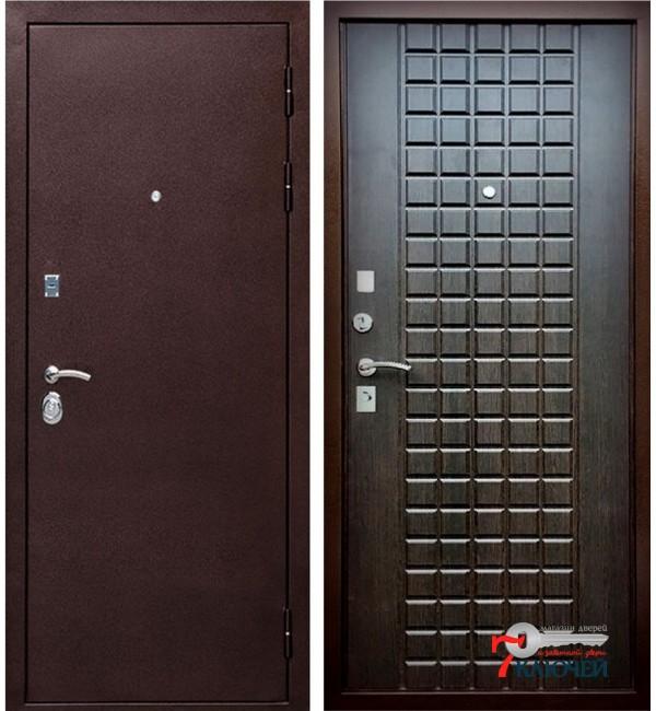 дверь металлическая акция дешево