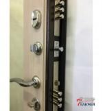 Дверь МИЛАН, экодуб с зеркалом