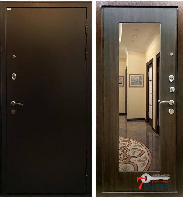 Дверь Ратибор МИЛАН, эковенге с зеркалом