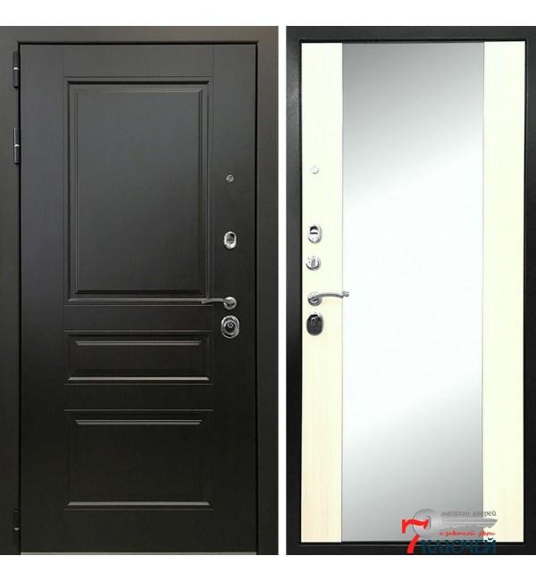 Дверь МОНОЛИТ, сандал с зеркалом