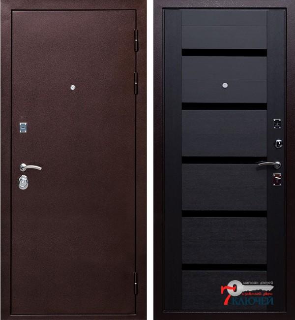 Дверь Ратибор НИКА, венге