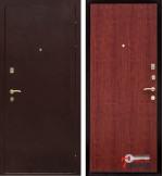 Дверь Ратибор Практик, итальянский орех