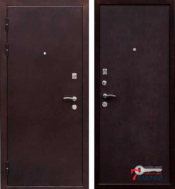 Дверь Ратибор ПРАКТИК, венге