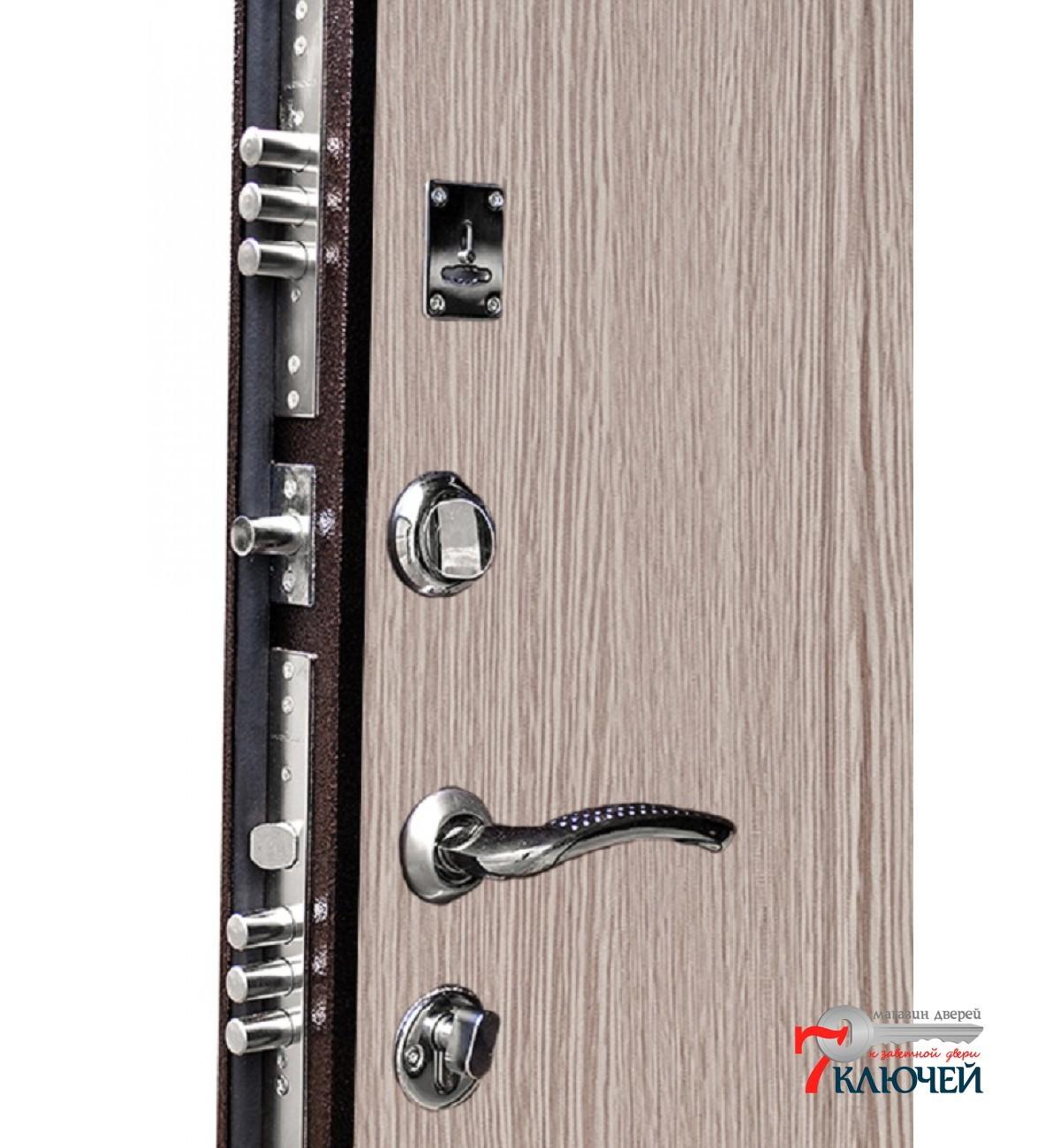 заказать купить нестандартную металлическую входную дверь