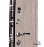 Дверь Ратибор ПРАКТИК, беленый дуб