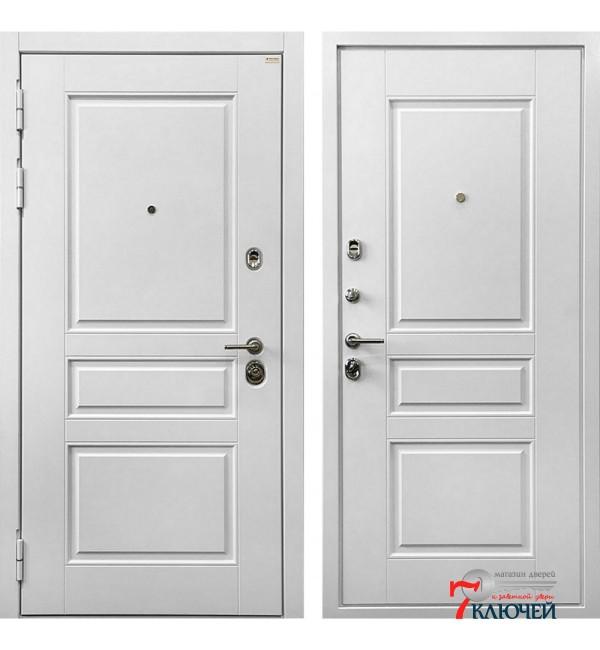 Дверь СНОУ 3К, силк сноу
