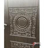 Дверь СПАРТА, венге