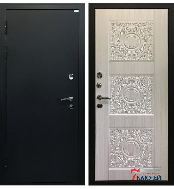 Дверь СПАРТА, белый жемчуг