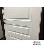 Дверь СТАТУС, белый ясень
