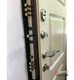 Дверь ТРИО, лиственница беж