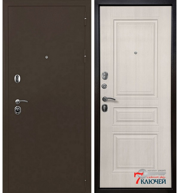 Дверь ТРОЯ, лиственница