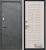 Дверь Ратибор Зодиак, беленый дуб