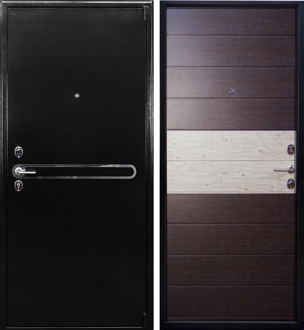 продажа металлических дверей эконом в москве