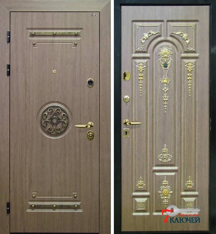 Входная дверь ИНТЕКРОН Клеопатра