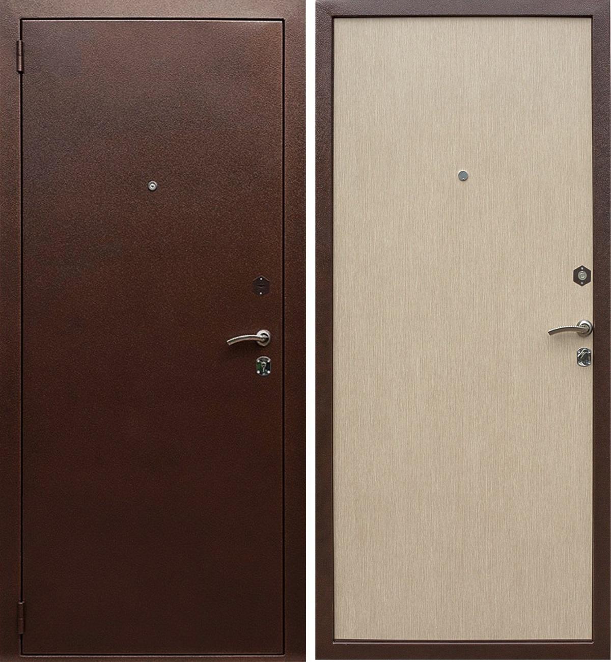 купить качественные стальные двери