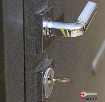 Внешняя отделка двери Мастино