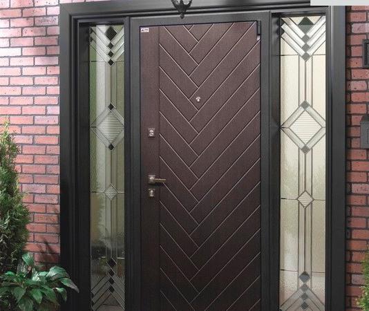 Входные стальные двери для квартиры и дома